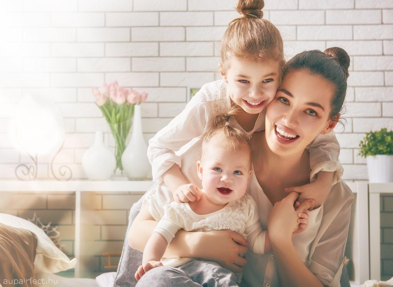 család keres au pair)