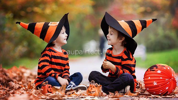 Halloween – Szellemjárás és a testvéri szeretet