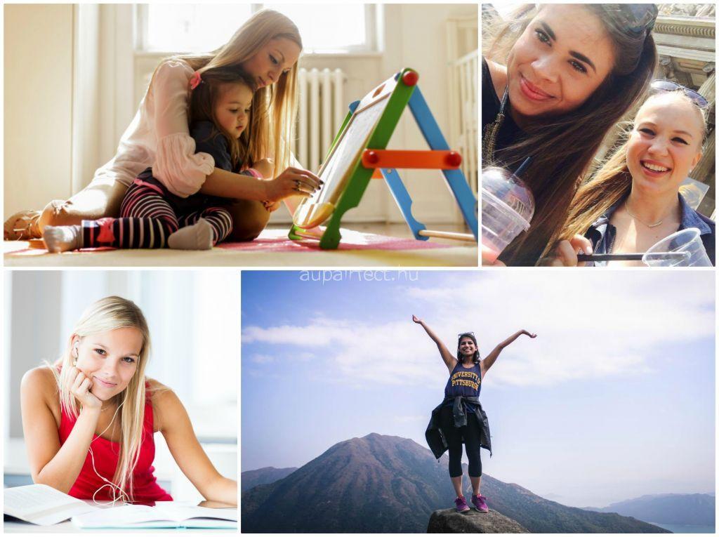 Au pair program – Új ország, kultúra, nyelvtanulás és barátok