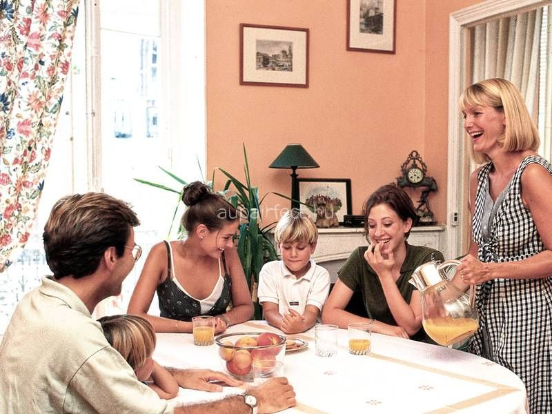 Au Pair Host Family Story
