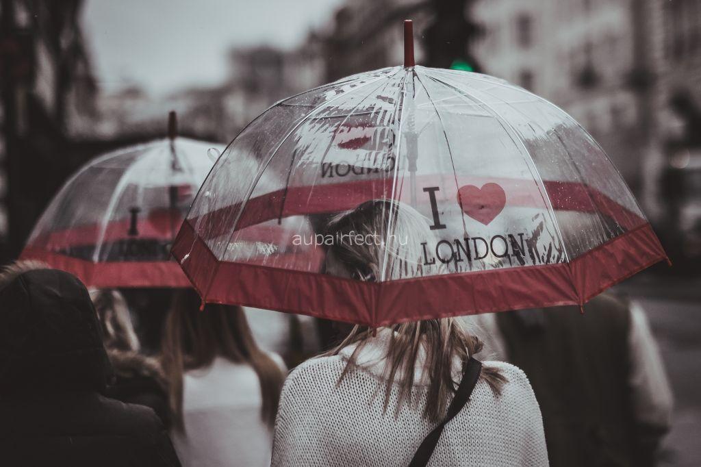 Au pairként Londonban / Bori története