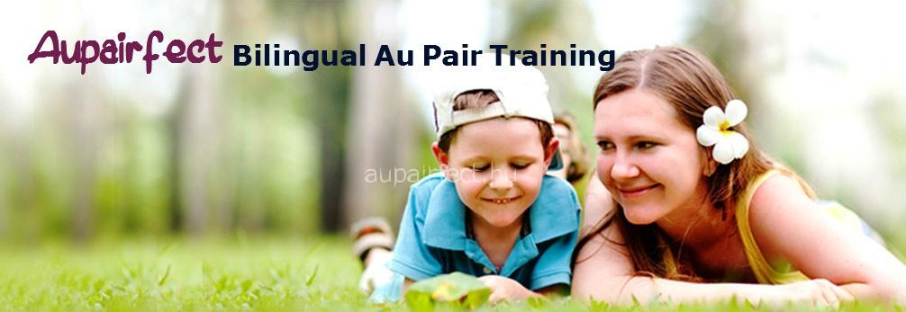 Kétnyelvű au pair képzés
