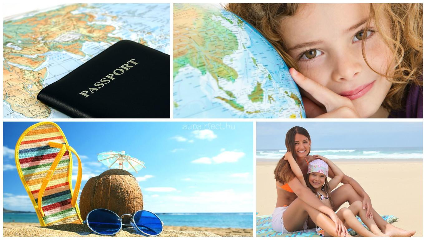 Nyári au pair program Spanyolországban