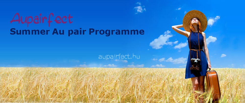 Summer au pair program