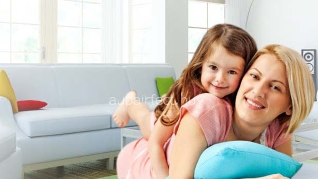 Go for the au pair program