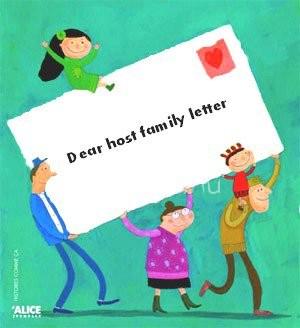 Au pair jelentkezésnél ír levelet a családnak