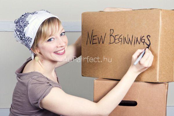 Au pair tippek: egy új kezdet