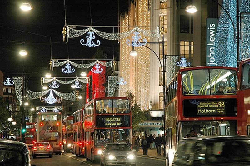 A karácsony Angliában