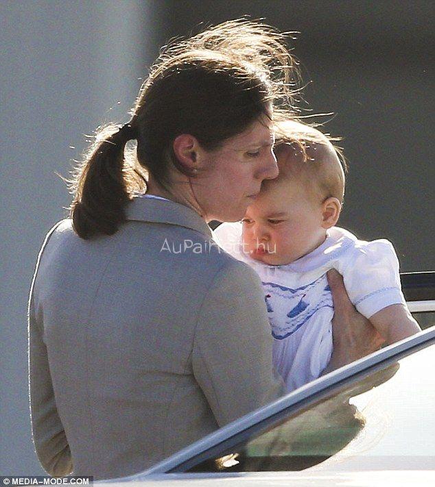 Külföldi nanny az angol hercegi pár gyermekei mellett