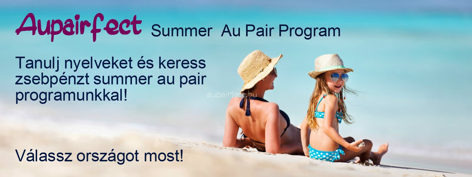 Nyári au pair program